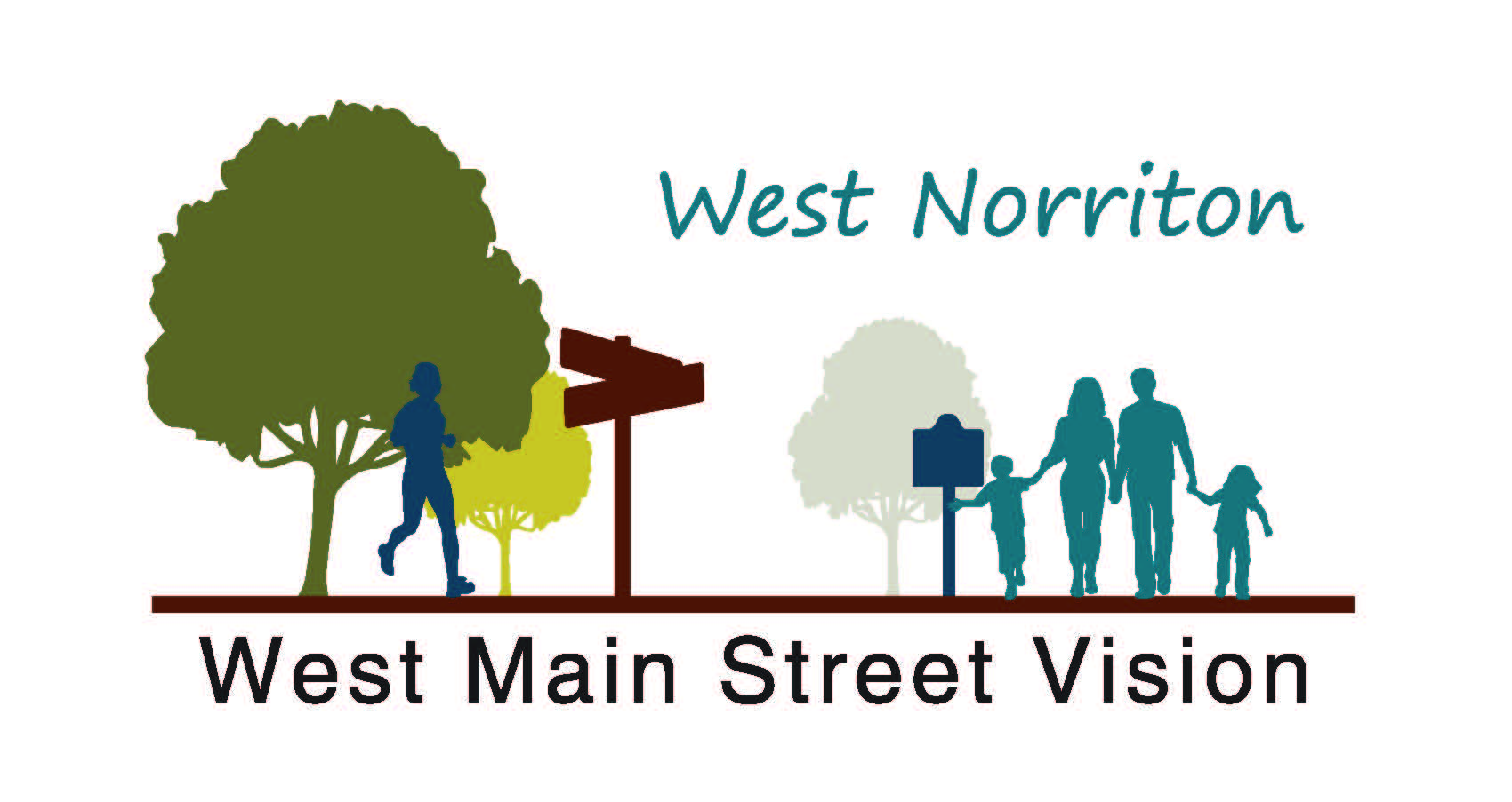 West Main Street Vision Logo